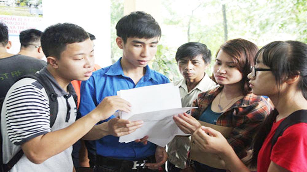 Những điểm thí sinh tự do đăng ký thi THPT Quốc gia 2018 cần lưu ý